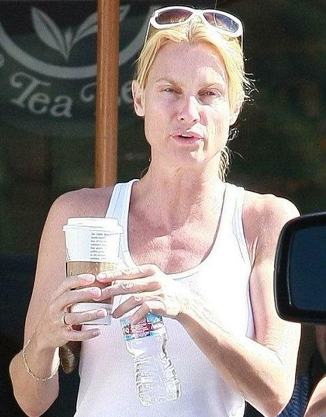 Christie brinkley without makeup