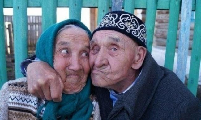 бабушки и дедушки голые фото