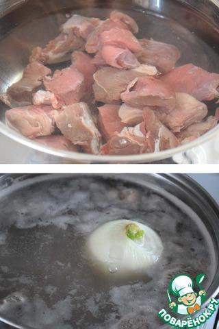 Рецепт харчо от роксаны бабаян