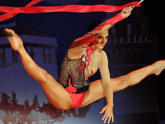 знаменитые гимнастки голые фото