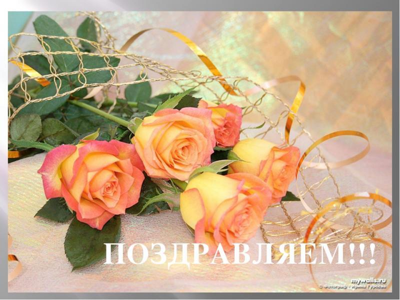 Гвоздики на С днем рождения открытки наташа