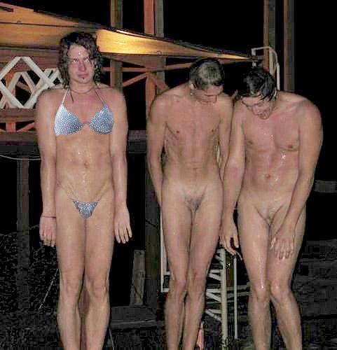 фото голых участников дом