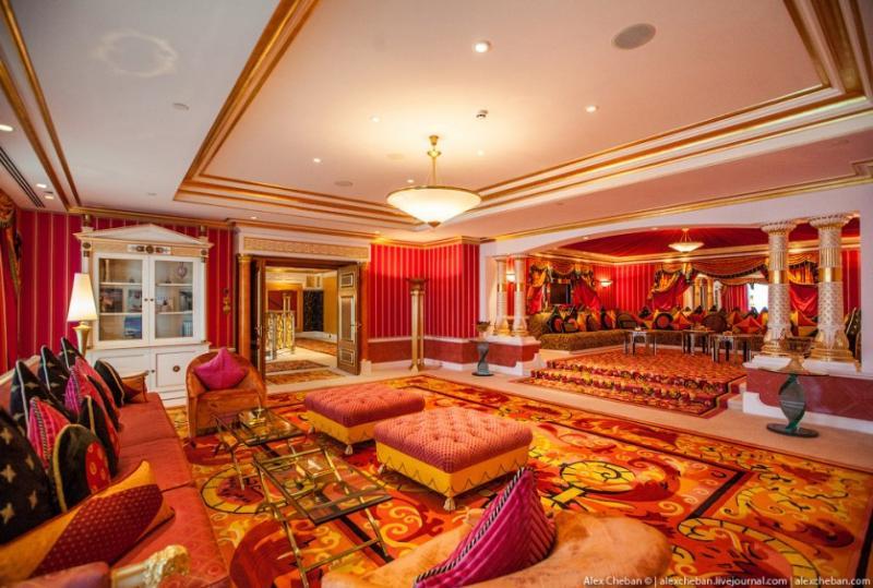 Фото самых дорогих отелей в дубае