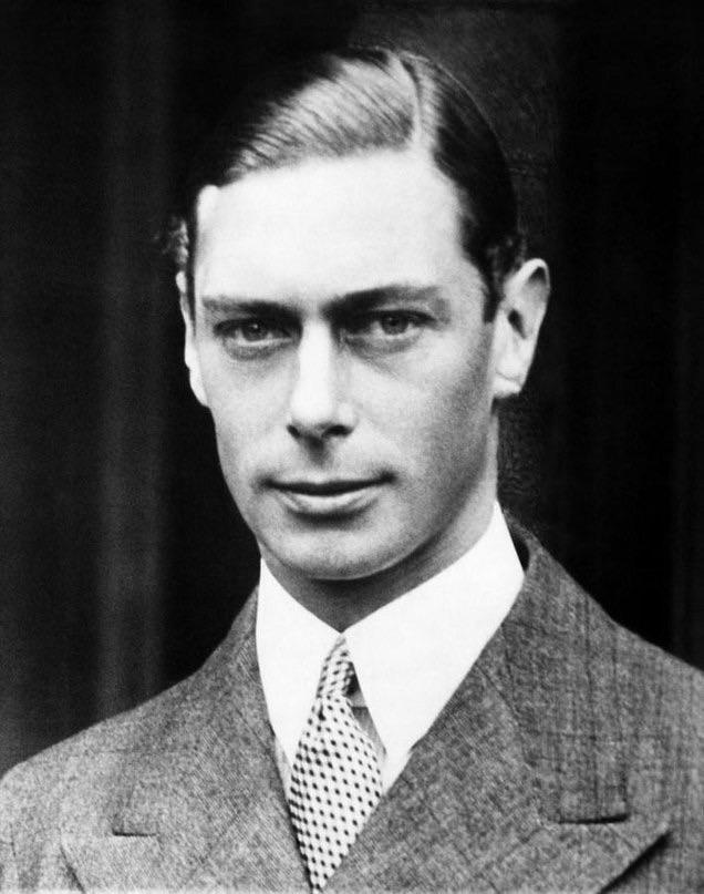george vi 'the crown,' netflix's new series about the british queen, starts with king george vi coughing up blood here's why.
