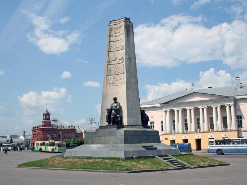 Прогулка по Московскому Кремлю. Соборная площадь. Фото.