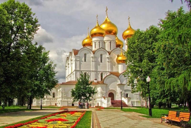 Золотое кольцо России.