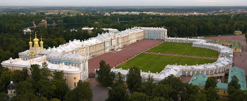 Царское село (пушкин)