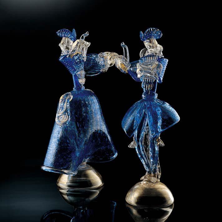 фото хрусталя и венецианское стекло коже останутся