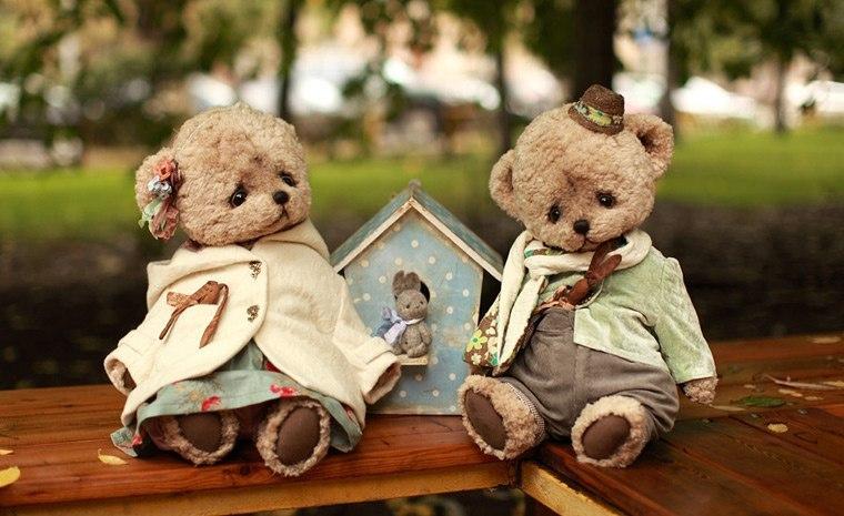 Коллекционные мишки Тедди - Интересное и необычное