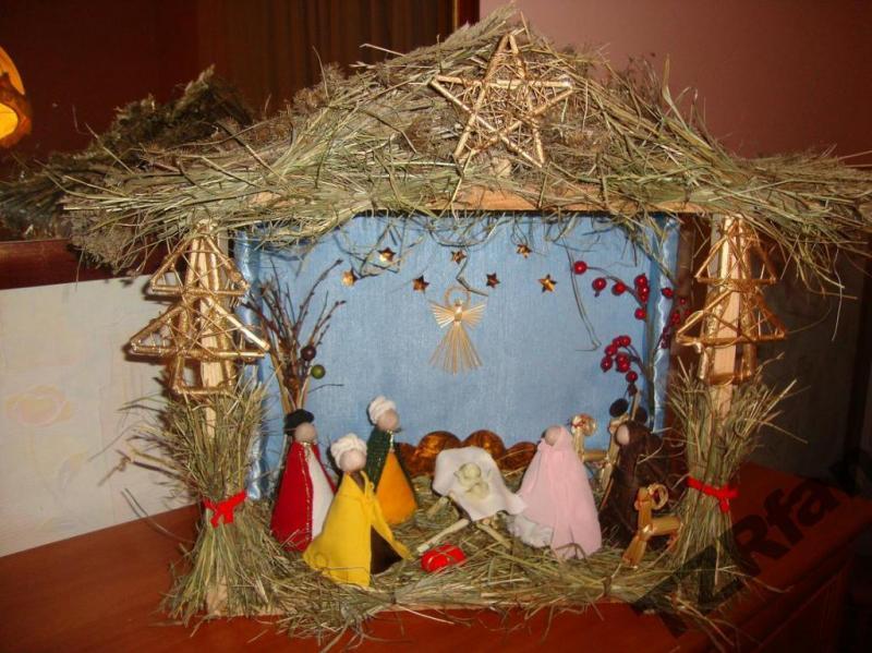 Поделки на тему рождество христово своими руками