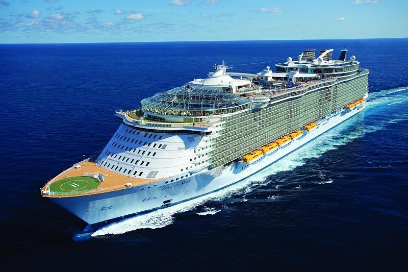 Cruise compass oasis transatlantic cruise