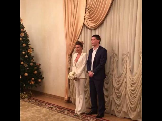 настя ковалева вышла замуж фото космический корабль