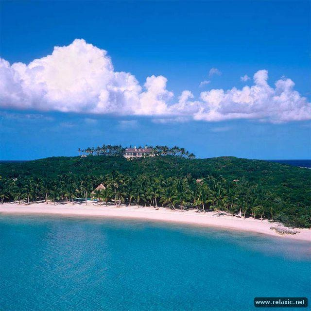 Багамские острова (багамы) на карте