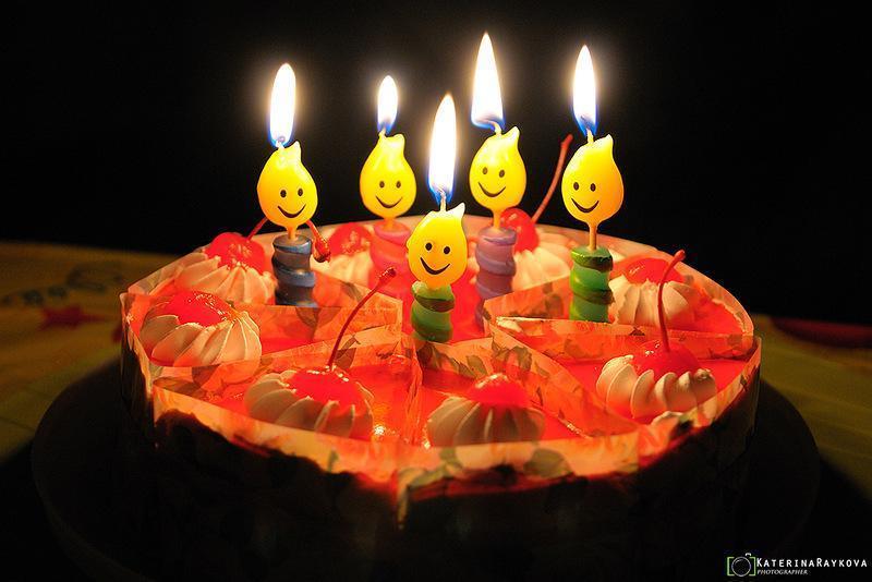 5 лет день рождения фото