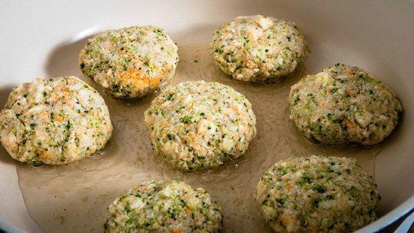 котлетки из цветной капусты рецепт с фото
