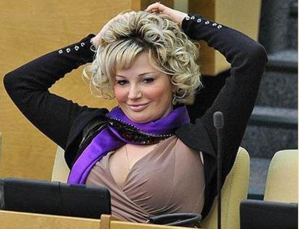 мария максакова интим фото