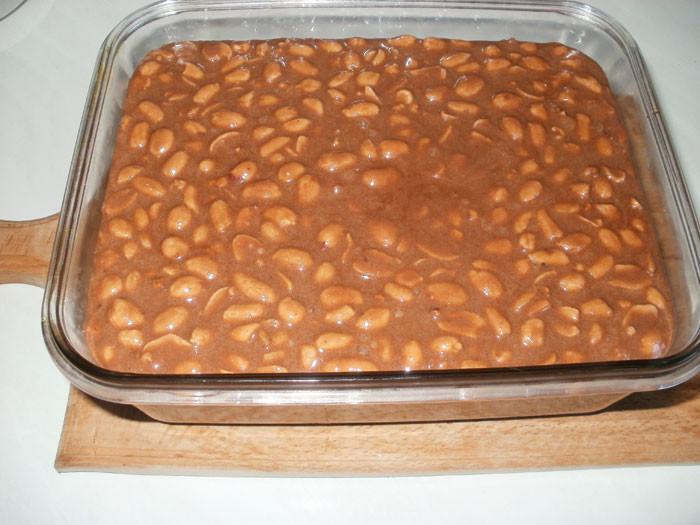 Щербет с арахисом в домашних условиях
