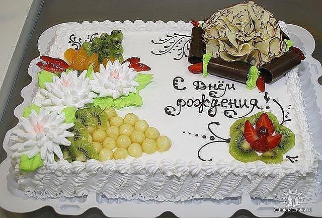 Открытки торты с днем рождения для мужчины, открытки днем побед