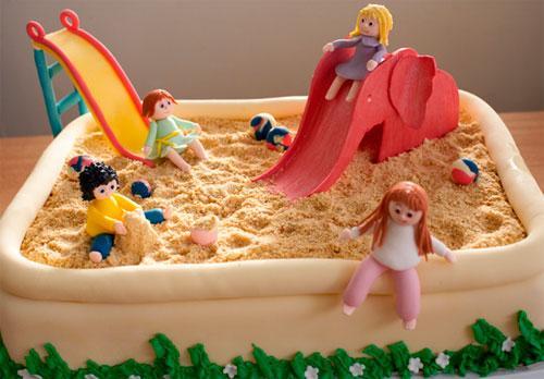Необычные детские торты фото