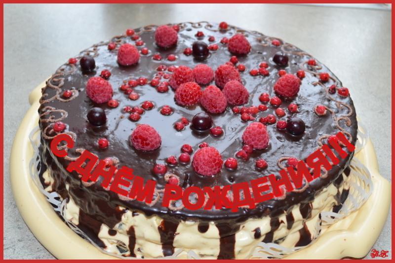 Фото прздничных тортов