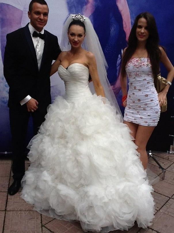 Платье евгении феофилактовой свадебное