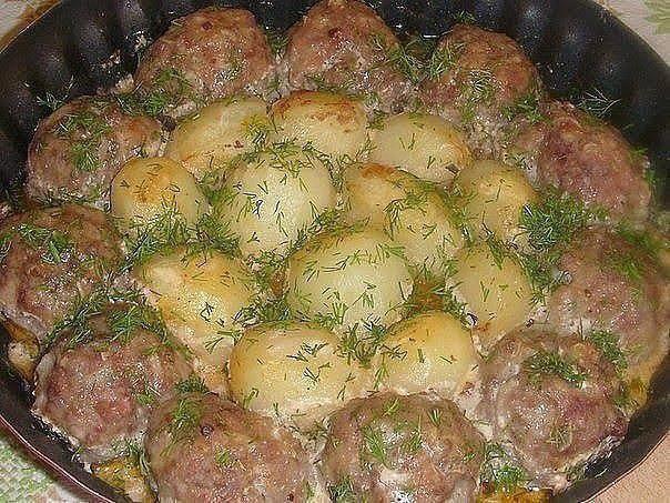 Простые блюда в духовке рецепты с фото