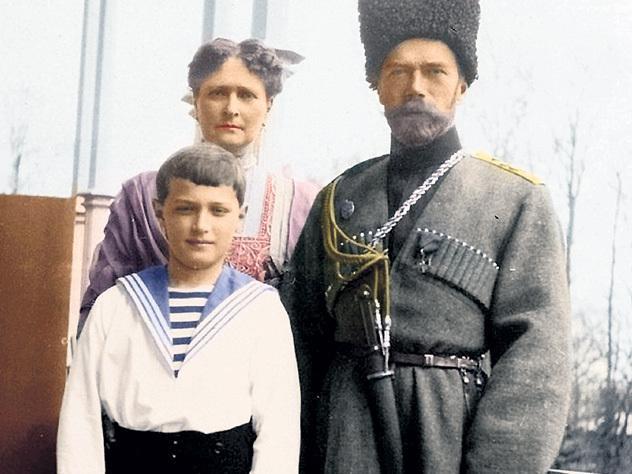Ленин спас царскую семью от расстрела - стр. 1 - Интересное и необычное