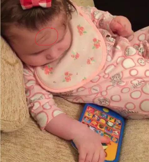 Бородина устроила фотосессию для дочери Теи