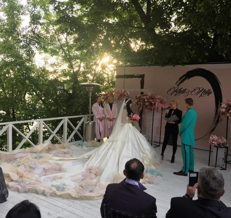 Provocateur wedding