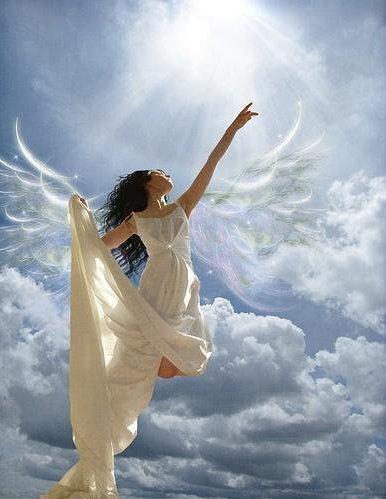 Как создать крылья чтобы летать