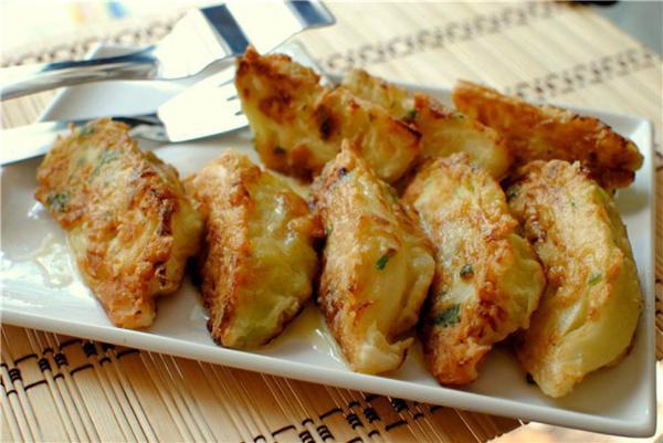Картошка запеченная с начинкой рецепт фото