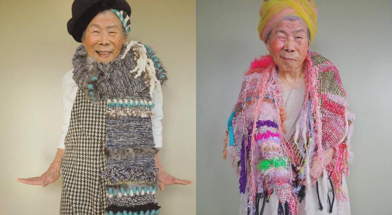 Фото бабушек волосатых