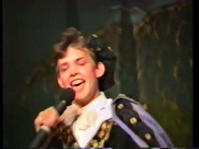«Двенадцатая ночь» по пьесе У.Шекспира - выпуск СГбГАТИ, 6 мая 1990 г (видео, скрины) 06559