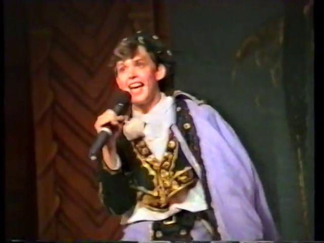 «Двенадцатая ночь» по пьесе У.Шекспира - выпуск СГбГАТИ, 6 мая 1990 г (видео, скрины) 072b7