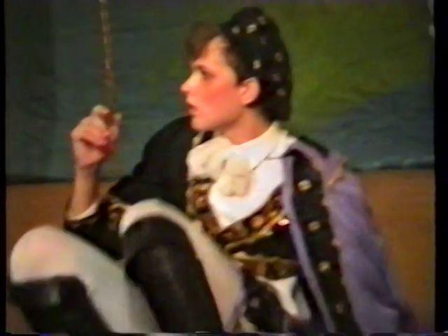 «Двенадцатая ночь» по пьесе У.Шекспира - выпуск СГбГАТИ, 6 мая 1990 г (видео, скрины) 0b94f
