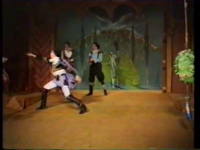 «Двенадцатая ночь» по пьесе У.Шекспира - выпуск СГбГАТИ, 6 мая 1990 г (видео, скрины) 0d5ff