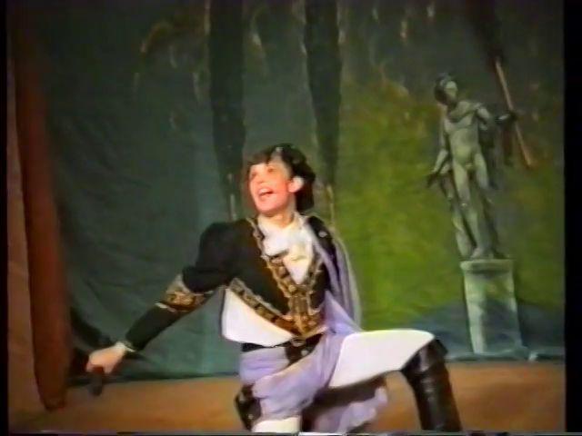 «Двенадцатая ночь» по пьесе У.Шекспира - выпуск СГбГАТИ, 6 мая 1990 г (видео, скрины) 2b1bf