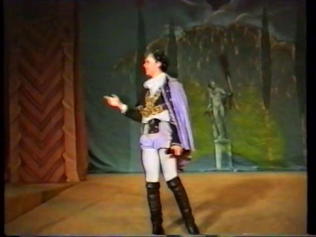 «Двенадцатая ночь» по пьесе У.Шекспира - выпуск СГбГАТИ, 6 мая 1990 г (видео, скрины) 9356e