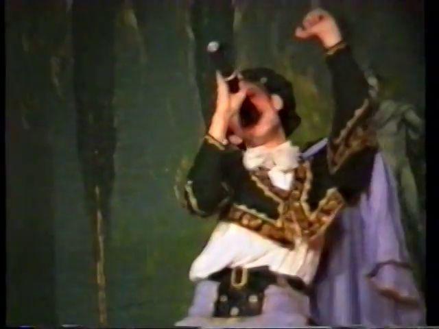 «Двенадцатая ночь» по пьесе У.Шекспира - выпуск СГбГАТИ, 6 мая 1990 г (видео, скрины) 9aeee