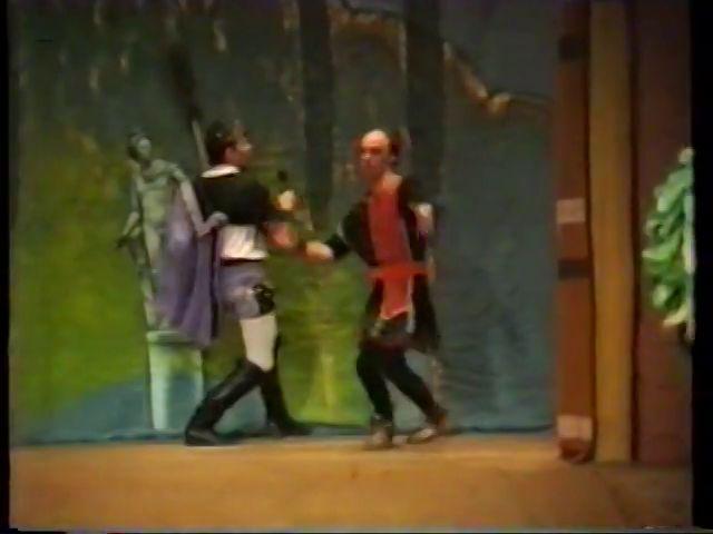 «Двенадцатая ночь» по пьесе У.Шекспира - выпуск СГбГАТИ, 6 мая 1990 г (видео, скрины) A6cd8