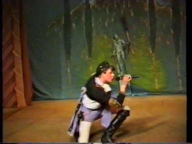«Двенадцатая ночь» по пьесе У.Шекспира - выпуск СГбГАТИ, 6 мая 1990 г (видео, скрины) A8ee5