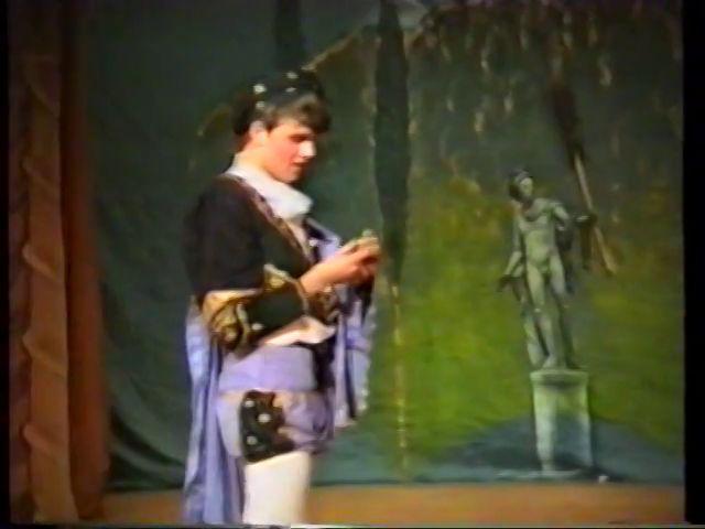 «Двенадцатая ночь» по пьесе У.Шекспира - выпуск СГбГАТИ, 6 мая 1990 г (видео, скрины) A926e