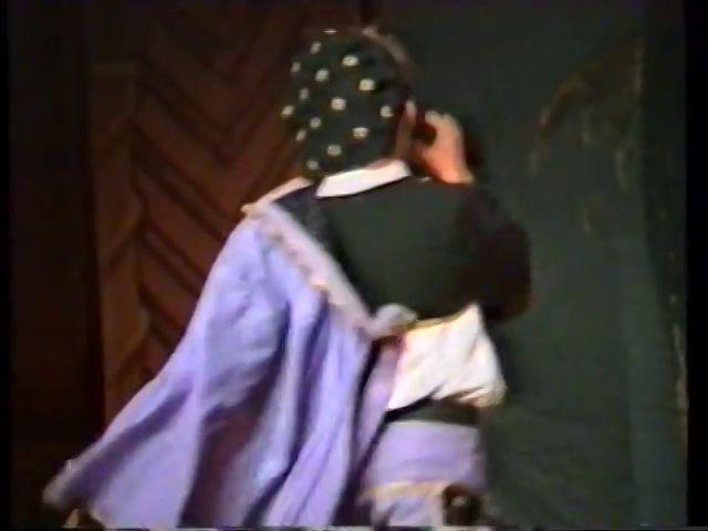 «Двенадцатая ночь» по пьесе У.Шекспира - выпуск СГбГАТИ, 6 мая 1990 г (видео, скрины) C8156
