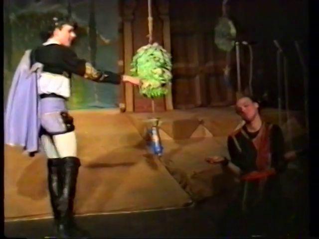 «Двенадцатая ночь» по пьесе У.Шекспира - выпуск СГбГАТИ, 6 мая 1990 г (видео, скрины) Da2b9