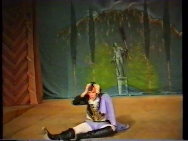 «Двенадцатая ночь» по пьесе У.Шекспира - выпуск СГбГАТИ, 6 мая 1990 г (видео, скрины) Db222