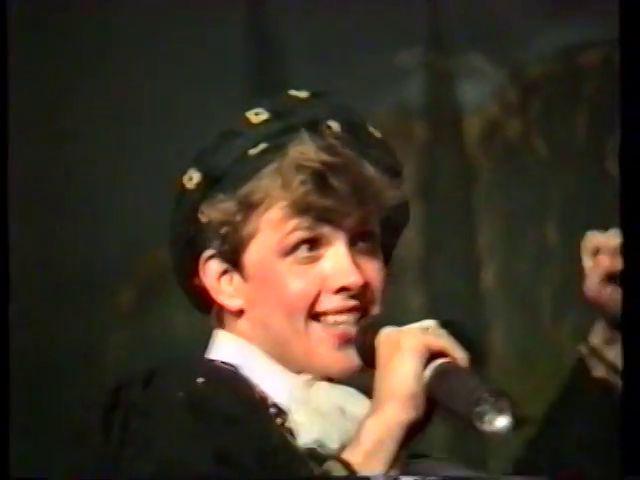 «Двенадцатая ночь» по пьесе У.Шекспира - выпуск СГбГАТИ, 6 мая 1990 г (видео, скрины) Dc9e5