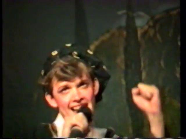 «Двенадцатая ночь» по пьесе У.Шекспира - выпуск СГбГАТИ, 6 мая 1990 г (видео, скрины) E03bb