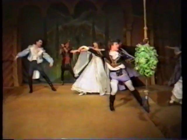 «Двенадцатая ночь» по пьесе У.Шекспира - выпуск СГбГАТИ, 6 мая 1990 г (видео, скрины) F44c7