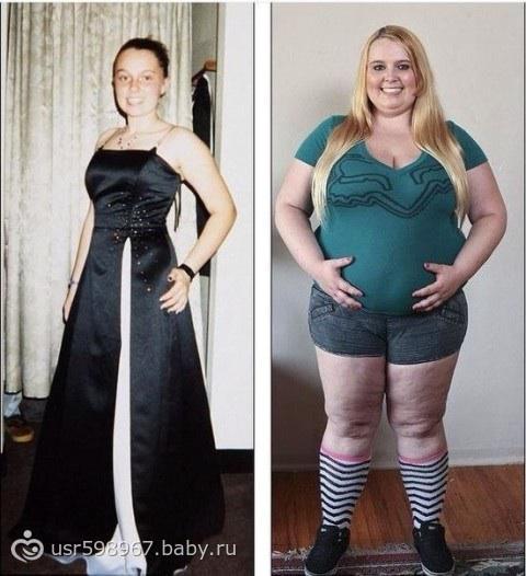 Как сделать человека на фото толстым