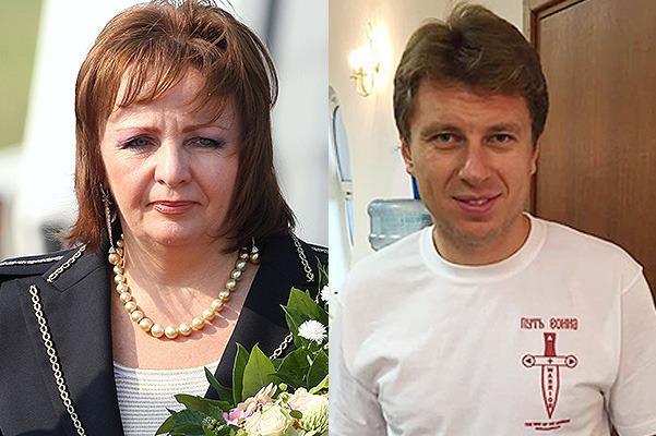 Очеретный Артур Сергеевич  второй муж Людмилы Путиной